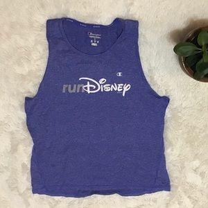 Woman's Champion Vapor Run Disney Athletic Tank